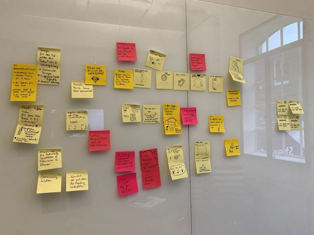 Ideenworkshop Ideen sammeln