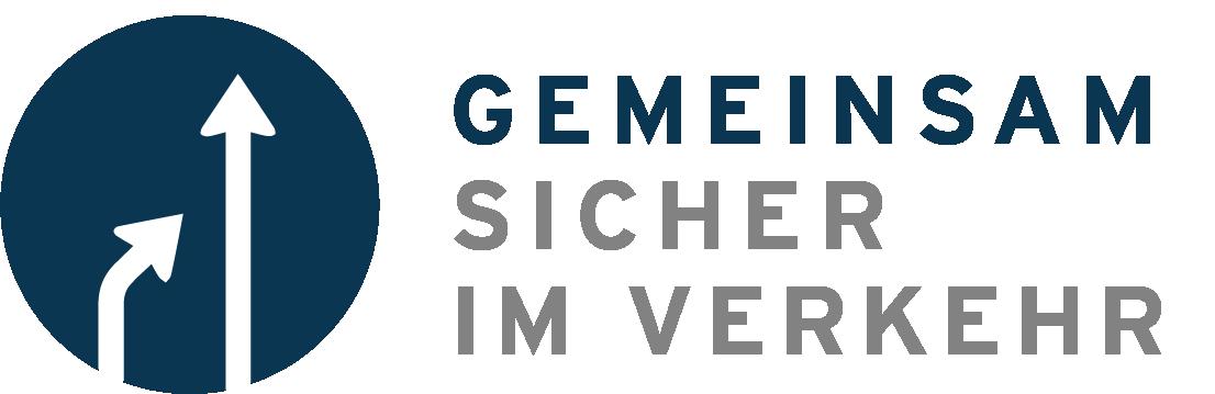 Logo der Kampagne Verkehrssicherheit