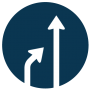 Bildmarke des Logos der Kampagne Verkehrssicherheit